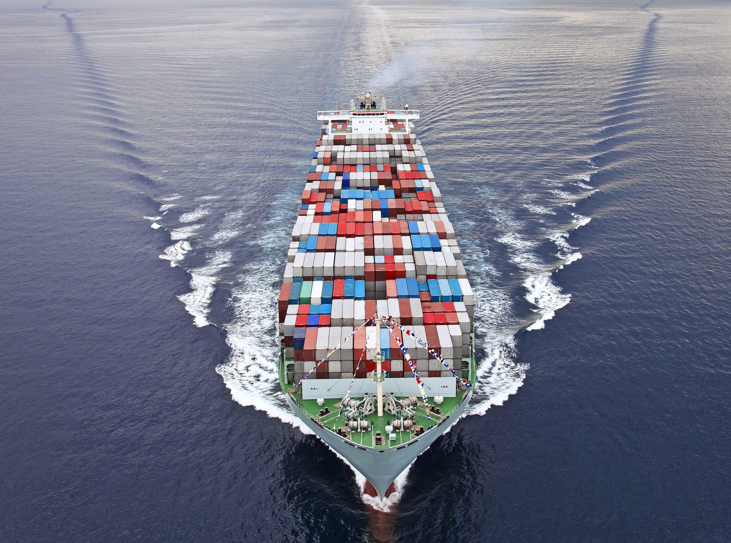 Imballaggi per spedizioni marittime
